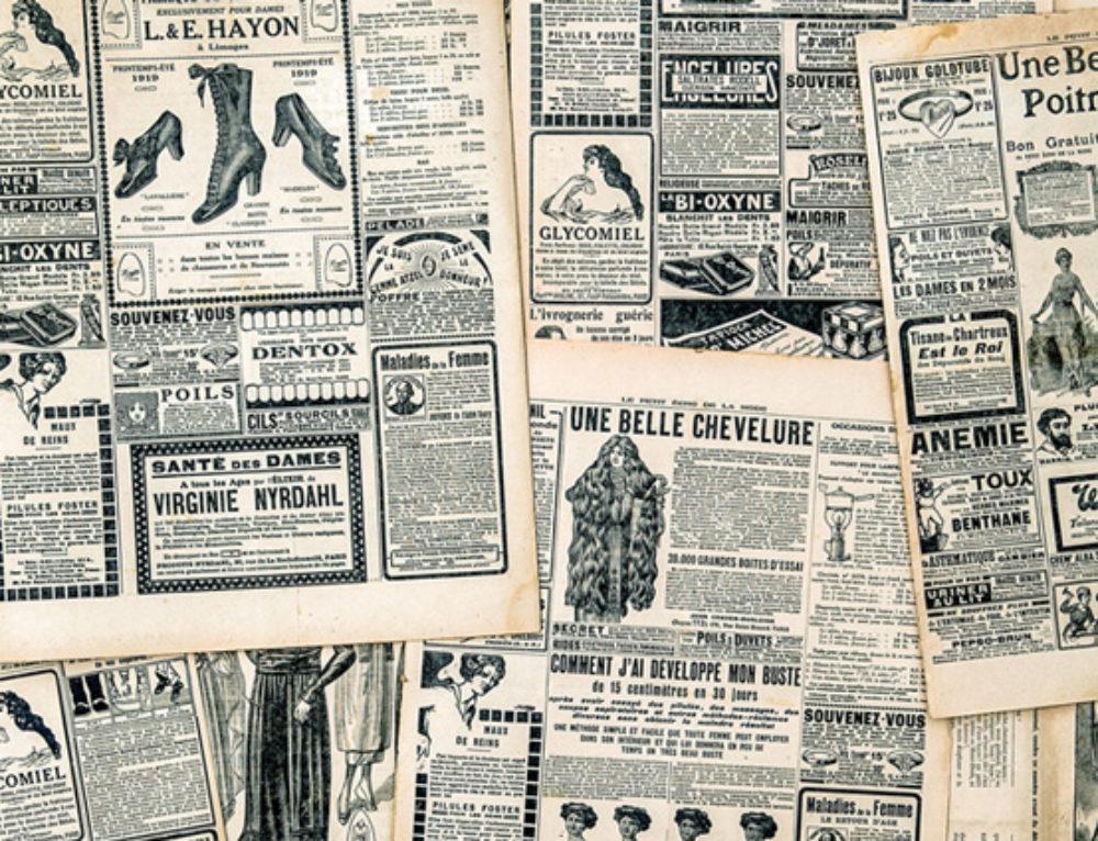 6 Powerful Print Adverts