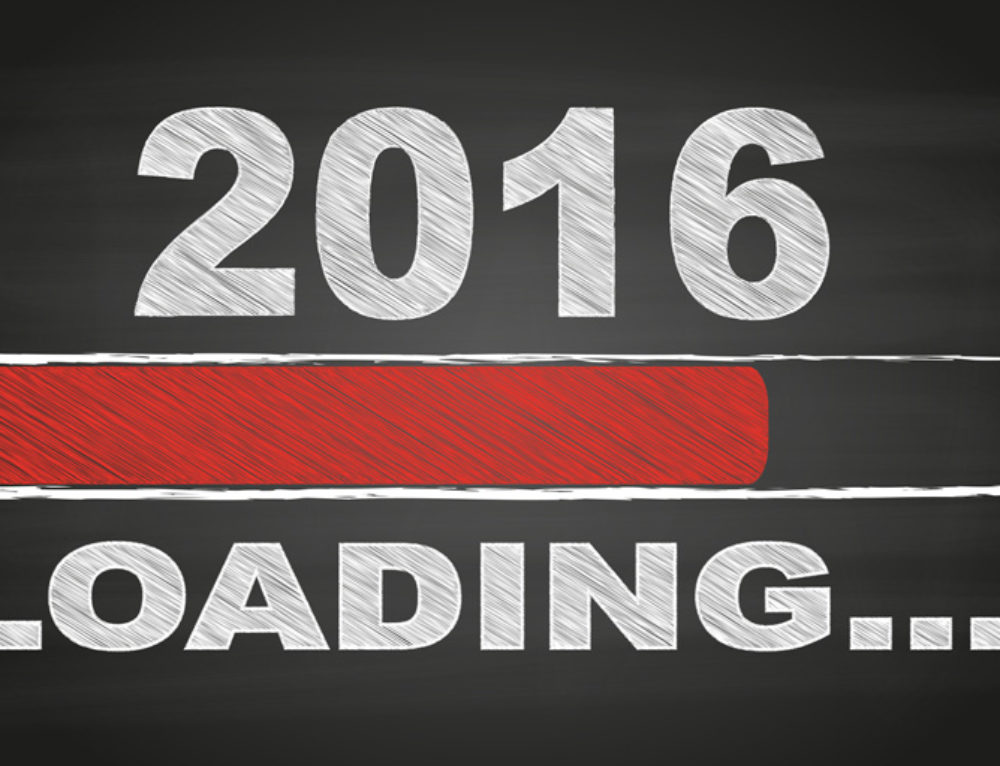 Welcome To 2016! Survive By Tackling These Trends