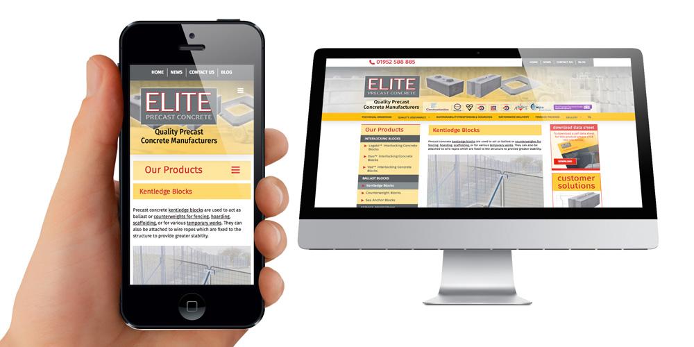 iPhone friendly website design and development