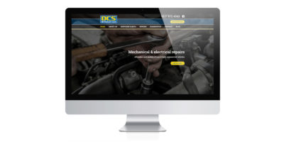 DCS Bristol Website design and build (Brislington)