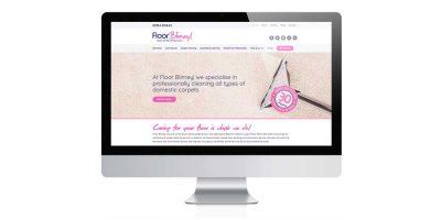 Floor Blimey located in Weston Super Mare Website Design